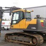 Volvo Ec140d Lm Ec140dlm Excavator Service Repair Manual