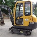 Volvo Ec15b Xr Ec15bxr Compact Excavator Service Parts Catalogue Manual
