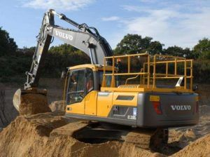 Volvo Ec220d Lr Ec220dlr Excavator Workshop Service Repair Manual