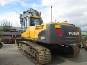 Volvo Ec290c Ld Ec290cld Excavator Workshop Service Manual