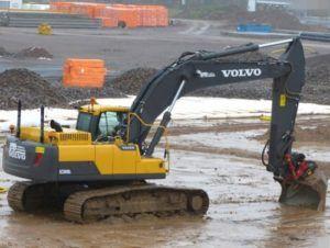 Volvo Ec380d L Ec380dl Excavator Service Repair Manual Instant Download