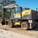 Volvo Ew180d Excavator Workshop Service Repair Manual