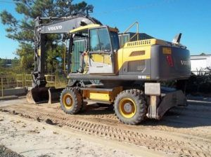 Volvo Ew180d Excavator Workshop Service Repair Manual