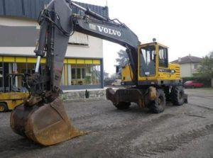 Volvo Ew230b Excavator Service Parts Catalogue Pdf Manual