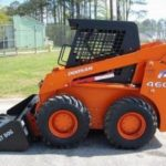 Daewoo Doosan 460 Plus Skid Steer Loader Service Parts Catalogue Manual