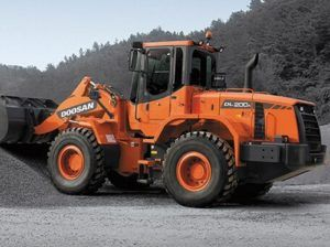 Daewoo Doosan Dl200a Wheeled Loader Service Parts Catalogue Manual