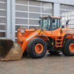 Daewoo Doosan Dl400 Wheeled Loader Service Parts Catalogue Manual