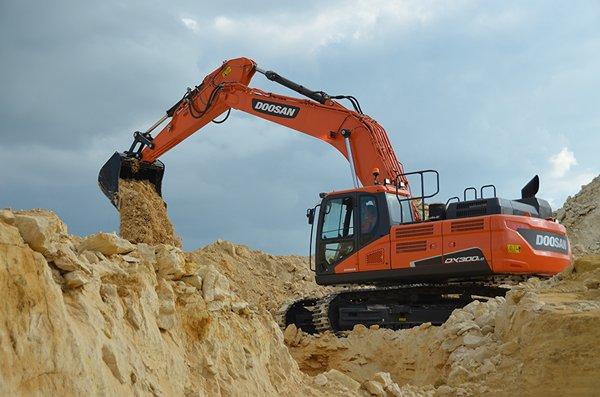 Daewoo Doosan Dx300lc-5 Crawler Excavator Service Parts Catalogue Manual