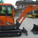 Daewoo Doosan Dx30z Excavator Service Parts Catalogue Manual