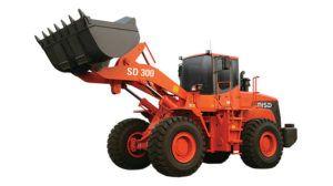 Daewoo Doosan Sd300 Wheeled Loader Service Parts Catalogue Manual