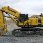 Komatsu PC1250-7 Operation Maintenance Pdf Manual