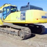 Komatsu PC400-7 & PC450-7 Excavator Service Repair Manual
