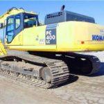 Komatsu PC400-7,PC450-7 Excavator Service Parts Catalogue Manual