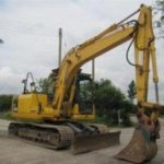 Komatsu PC130-7 Operation and Maintenance Manual