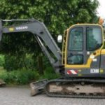 Volvo Ecr88 Compact Excavator Service Parts Catalogue Pdf Manual