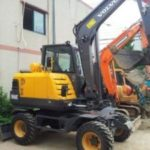 Volvo Ew60c Compact Excavator Service Parts Catalogue Manual