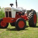 Case David Brown 1190 Tractor Workshop Repair Service Manual