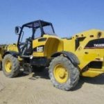 Caterpillar Cat Th580b Telehandler Parts Pdf Manual Download