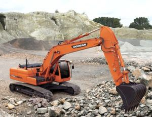 Daewoo Doosan Dx225nlc Excavator Service Repair Workshop Manual