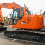 Daewoo Doosan Dx235lcr Crawler Excavator Service Parts Catalogue Manual
