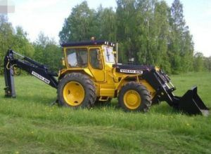 Volvo Bm 616b Wheel Loader Service And Repair Manual