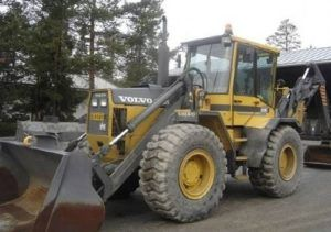 Volvo Bm El70c Wheel Loader Service Repair Manual