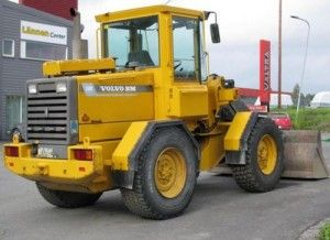 Volvo Bm L50c Wheel Loader Service Repair Manual