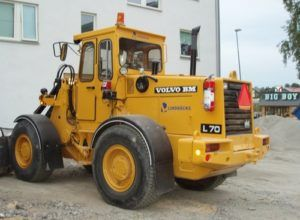 Volvo Bm L70 Wheel Loader Service Repair Pdf Manual