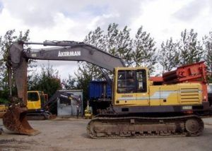 Volvo Ec300 Akerman Excavator Service Parts Catalogue Manual