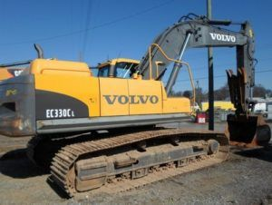 Volvo Ec330c L, Ec330c Ld Excavator Service Parts Catalogue Manual