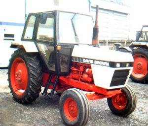 Case David Brown 1390 Tractor Workshop Repair Service Manual