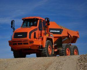Doosan Da30 Articulated Dump Truck Service Repair Workshop Pdf Manual