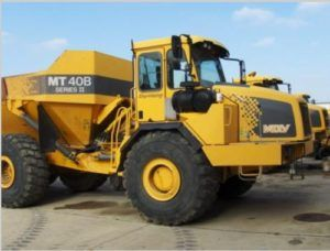 Doosan Moxy Mt40b Articulated Dump Truck Jobs Workshop Service Manual