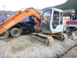 Hitachi EX60-2 Excavator Parts Catalog Pdf Manual
