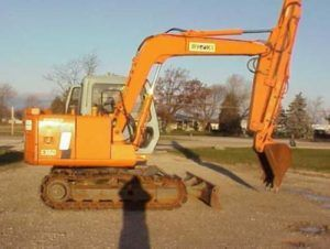 Hitachi Ex60-3 Excavator Workshop Service Repair Manual