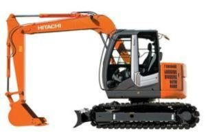 Hitachi Zx 70 75 85 Hydraulic Excavator Workshop Manual
