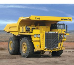 Komatsu 730e Dump Truck Trolley Operation Maintenance Manual