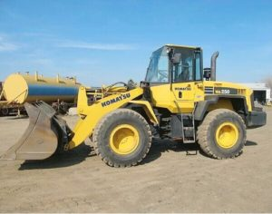 Komatsu WA250-5L, WA250PT-5L Wheel Loader Workshop Service Repair Manual