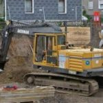 Volvo EC200 Akerman Excavator Service Parts Catalogue Manual