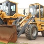 Volvo Zl402c Compact Wheel Loader Service Parts Manual