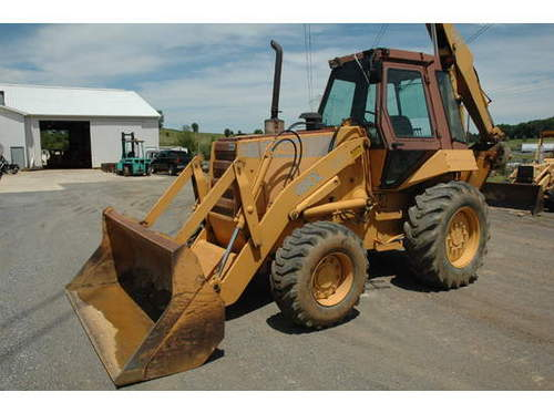 Case 680l Ck Backhoe Loader Parts Catalog Pdf Manual