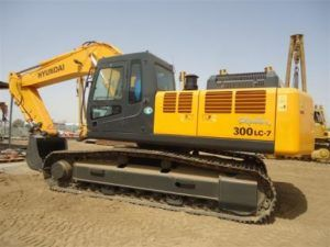 Hyundai Crawler Excavator R300lc-7 Workshop Service operating Manual
