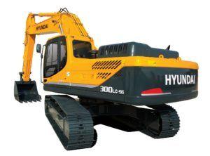 Hyundai R300lc-9s Crawler Excavator Workshop Service Repair Manual