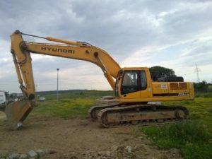 Hyundai R320LC-3 Crawler Excavator Workshop Service Repair Manual