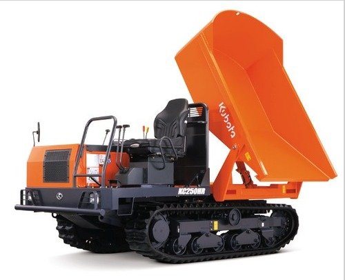 Kubota KC250H, KC250HR Dumper Factory Service Repair Manual