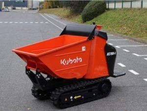 Kubota KC70 Dumper Workshop Service Repair Pdf Manual