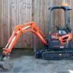 Kubota U10, U20, U35, U45 Excavator Factory Service Repair Manual