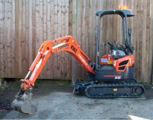Kubota U15, U15-3 Excavator Factory Service Repair Manual
