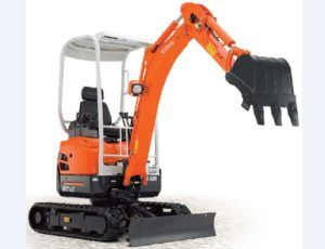 Kubota U17-3 alpha Excavator Workshop Service Repair Manual