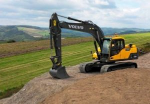 Volvo EC180D L EC180DL Excavator Workshop Service Parts Catalogue Manual